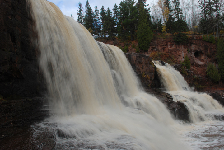 Lower Falls, Gooseberry