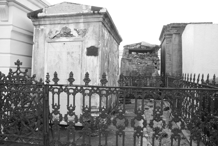 St. Louis Cemetery